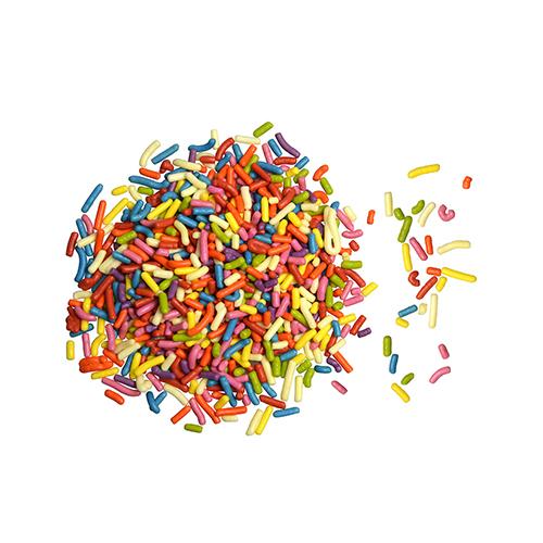 Rainbow Sprinkles Item: 2203 - Eurogourmet