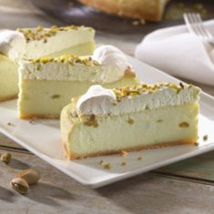 Cheese Cake • Single Servings in Glass