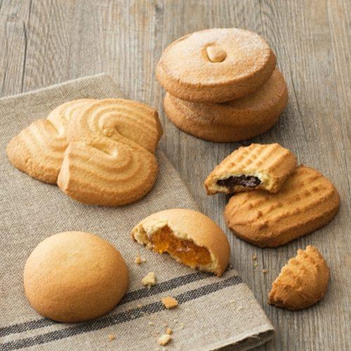 Cookies • Grab-n-Go • Waffles