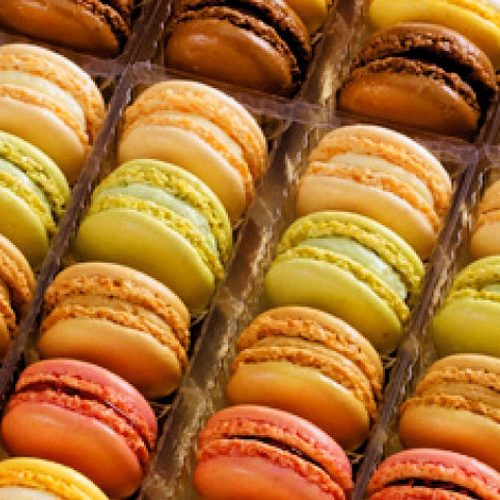 LE CHIC Macarons