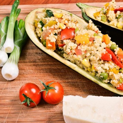 Polenta, Couscous, Quinoa, Wheat & More