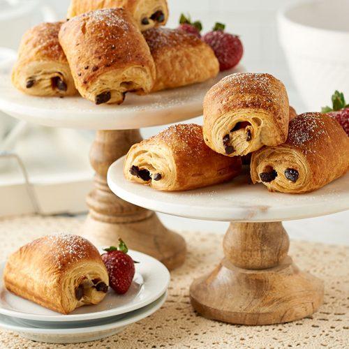 Croissants, Danishes, & Madeleines
