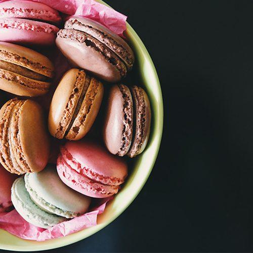 Pastries & Macarons
