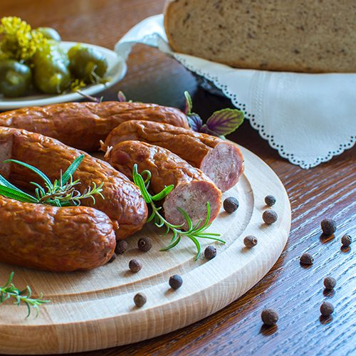 Sausages & Pâtés