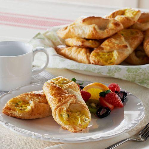 Savory Croissants, Doughs & Cinnamon Danishes